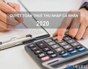Dịch vụ quyết toán thuế TNCN từ cổ tức cập nhật 2020