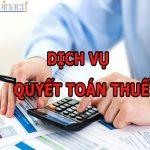 Dịch vụ quyết toán thuế TNCN chưa có mã số thuế 2020