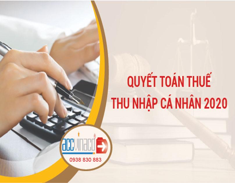 Dịch vụ quyết toán thuế TNCN theo quý cập nhật 2020