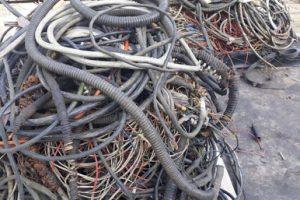 Giá thu mua dây cáp đồng phế liệu