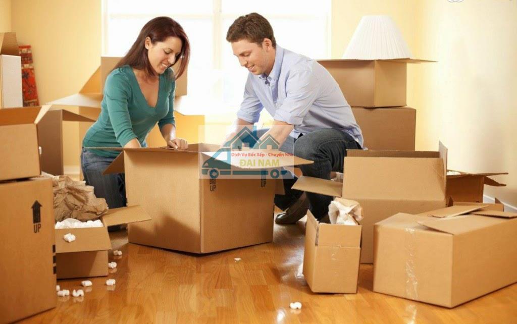 Những mẹo giúp bạn chuyển nhà nhanh chóng nhất