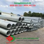 Bảng tra kích thước thép ống, đặc điểm, ứng dụng